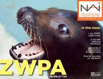 Cover of ZWPA newsletter